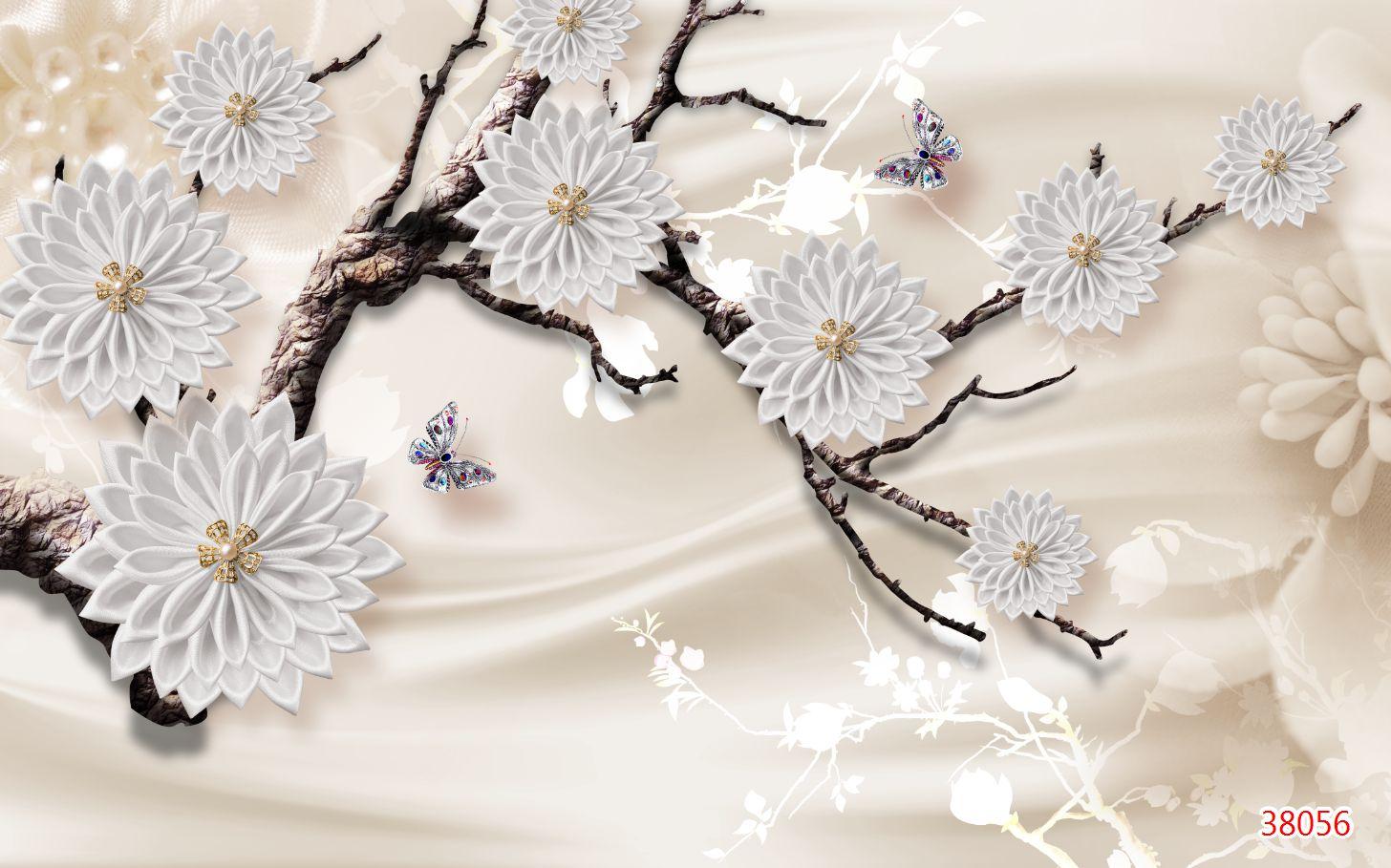 Tranh Hoa 3D - 38056