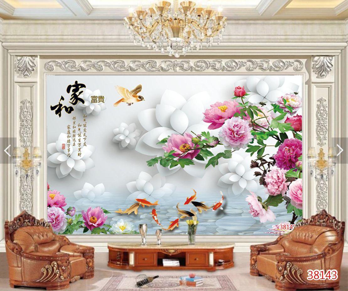 Tranh Hoa 3D - 38143