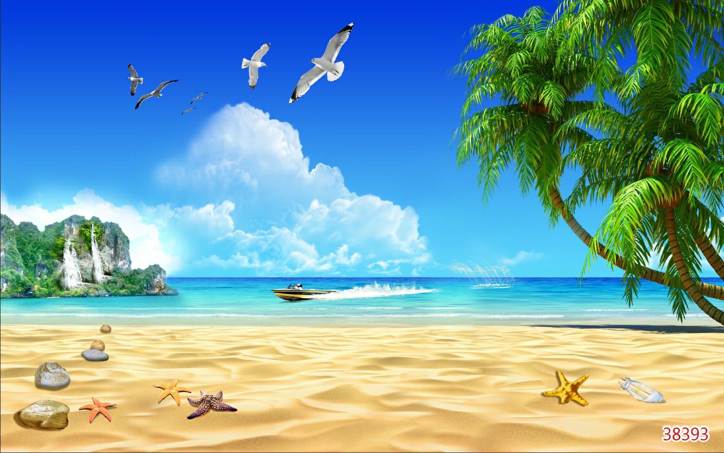 Tranh Phong Cảnh Biển - 38393