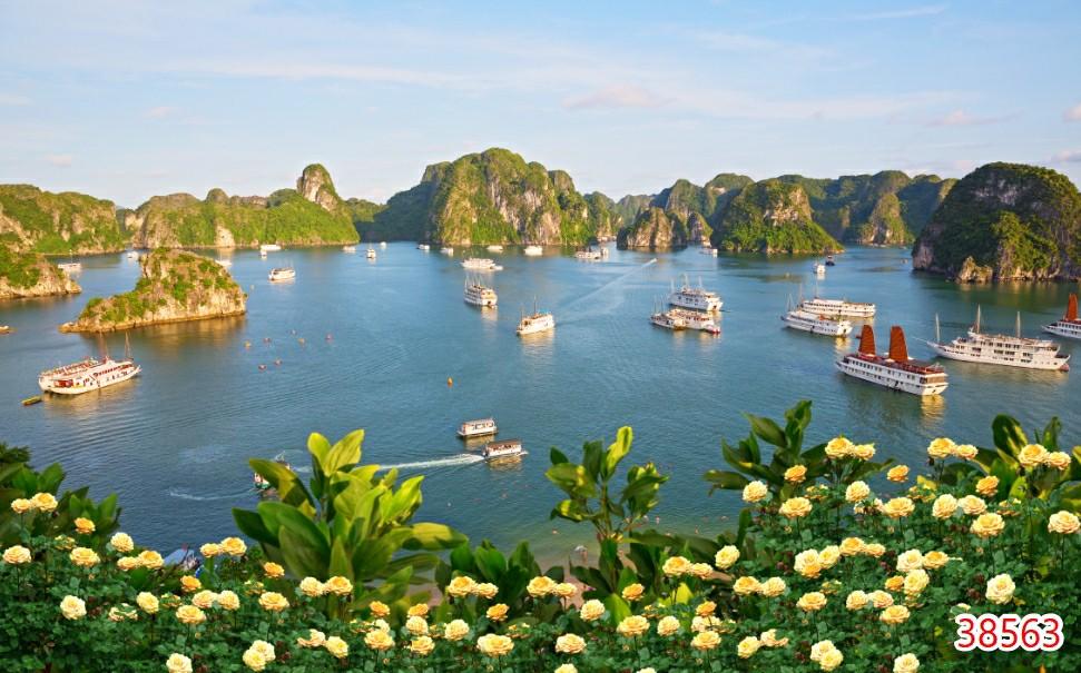Tranh Phong Cảnh Biển - 38563