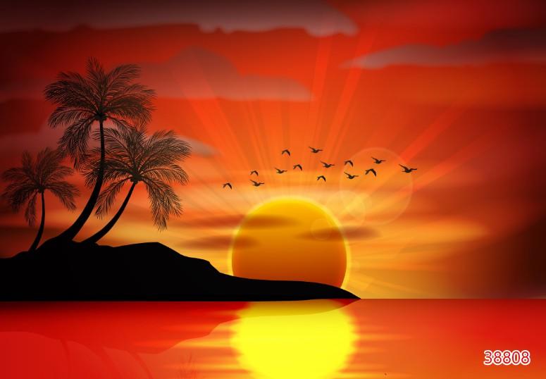 Tranh Phong Cảnh Biển - 38808