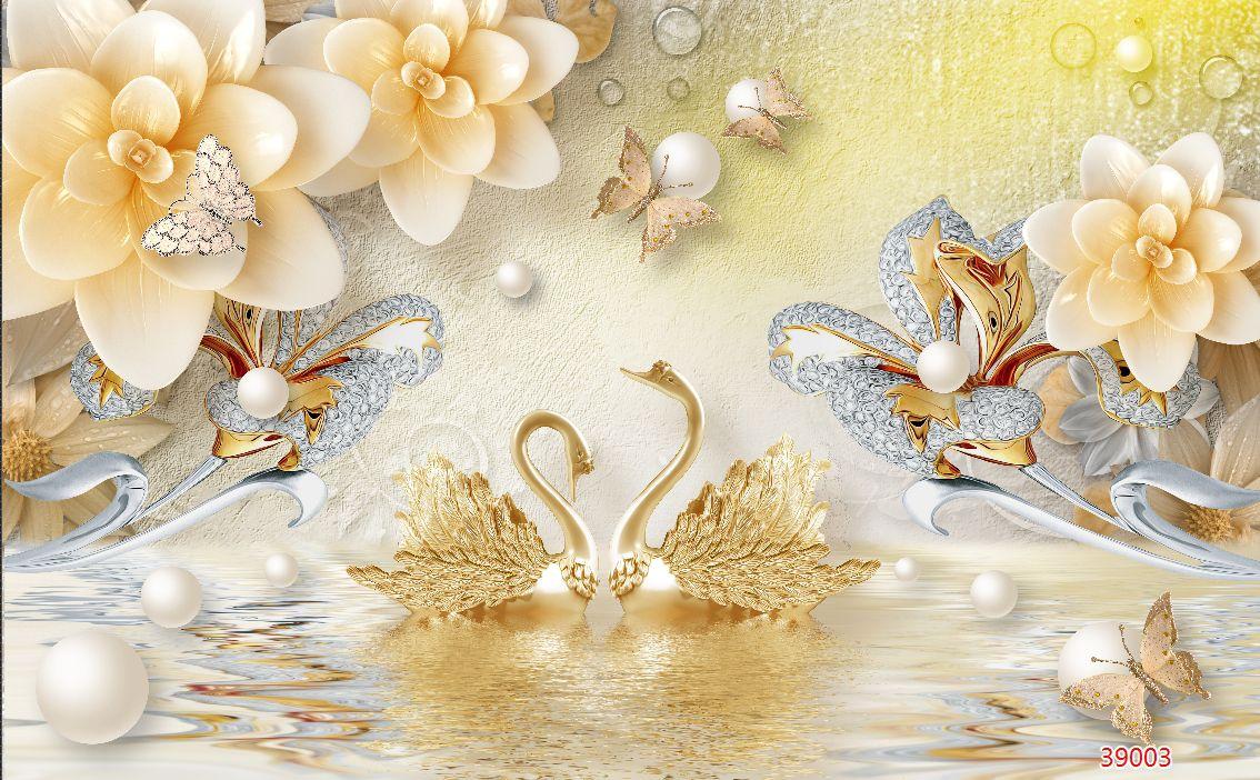 Tranh Hoa 3D - 39003