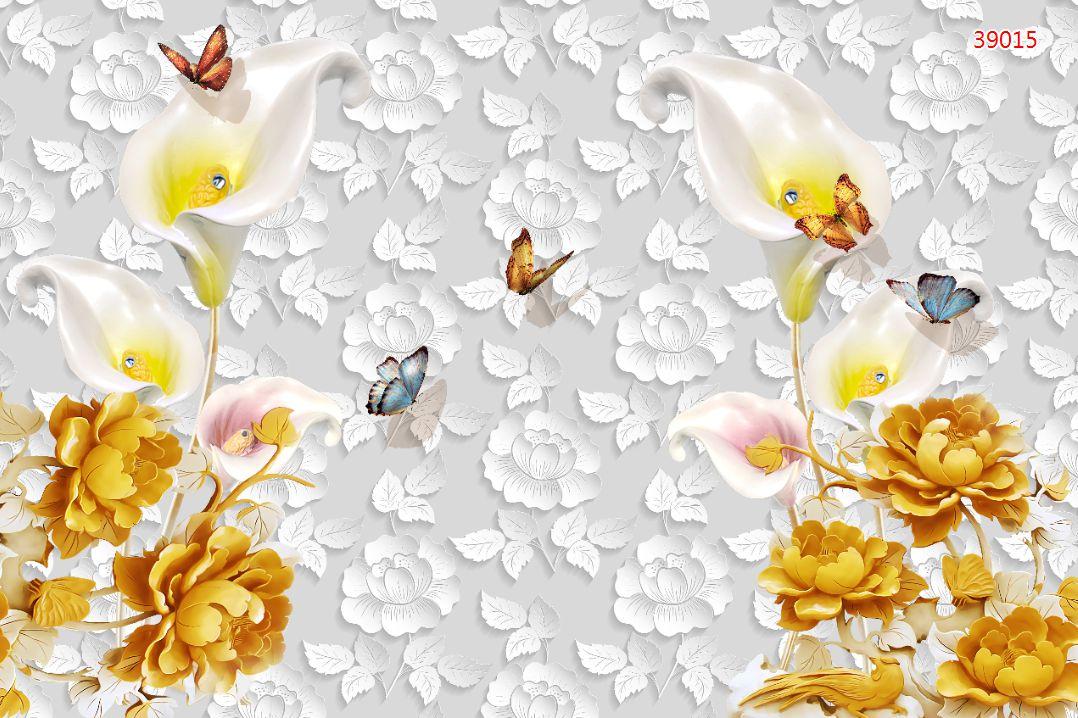 Tranh Hoa 3D - 39015