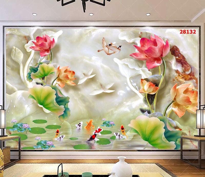 Tranh 3D Giả Ngọc - N30123