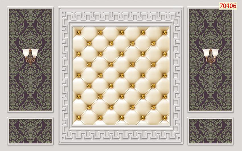 Mẫu 3D Tân Cổ Điển - 70406