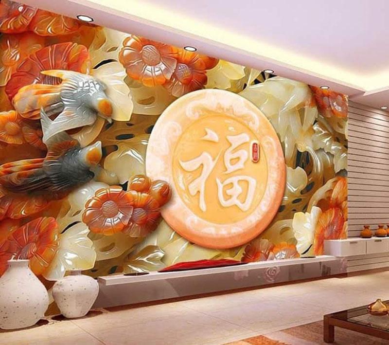 Tranh Ngọc 3D - TN3051