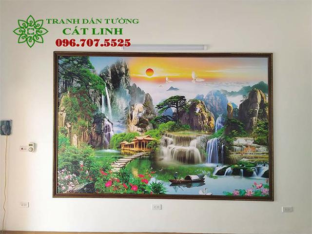 Nhà Anh Huy Mạc Thủ Thanh Hà