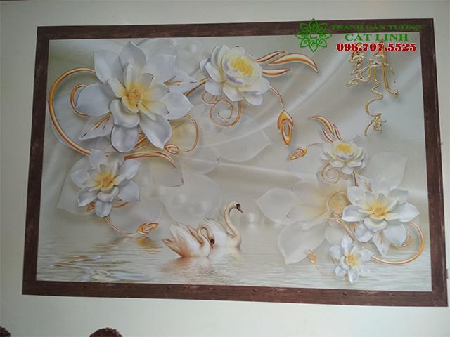 Tranh Hoa tại Yên Mỹ