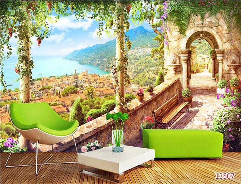 Tranh Phong Cảnh 3D - PC2502