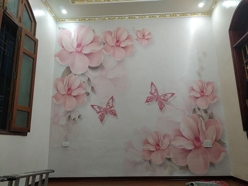 Tranh Hoa 3D - TH9101