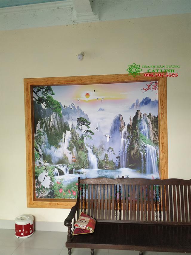 Công Trình tại Tân Phong Ninh Giang