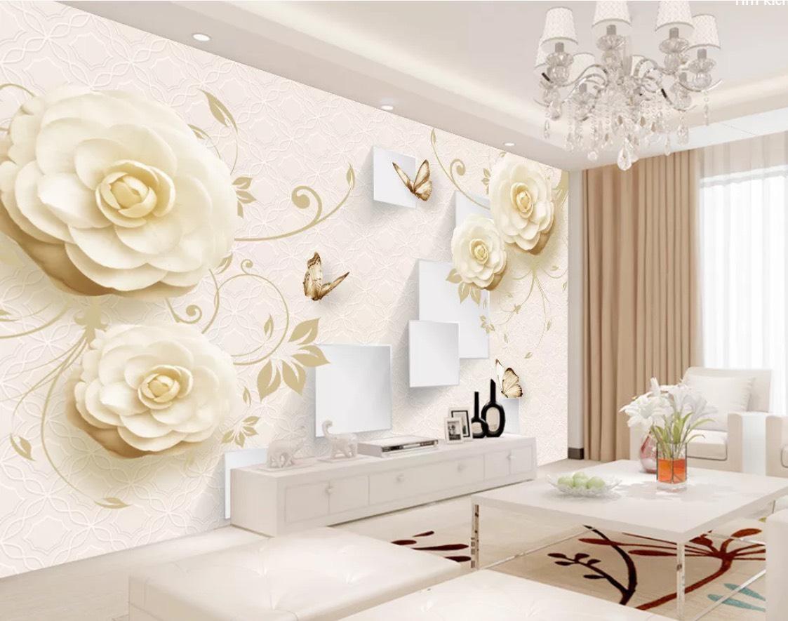 Tranh Hoa 3D - 2919