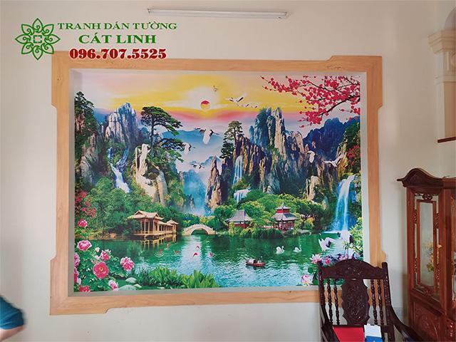 Công Trình tại Tân Hương Ninh Giang