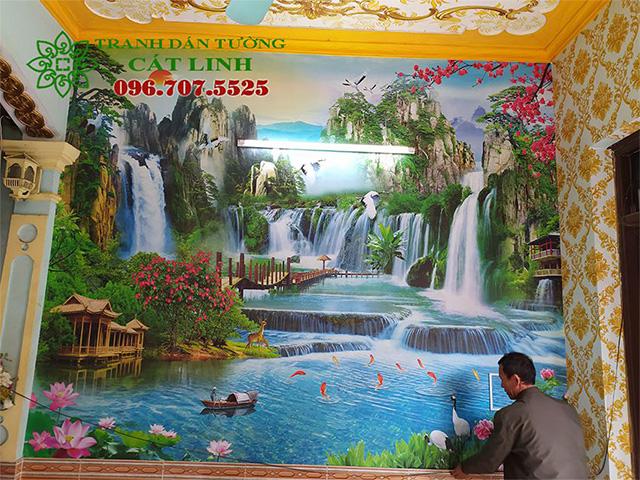 Công Trình gần SVĐ Định Sơn Lai Cách