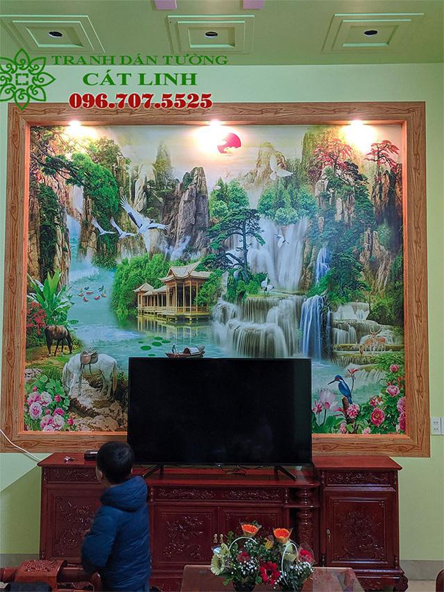Công Trình nhà Anh Giang tại Tân Tiến