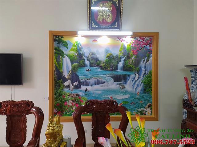 Hoàn Thiện tại Lam Sơn Thanh Miện