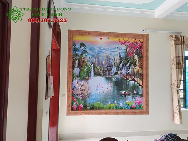 Công trình tại Hồng Phong Ninh Giang