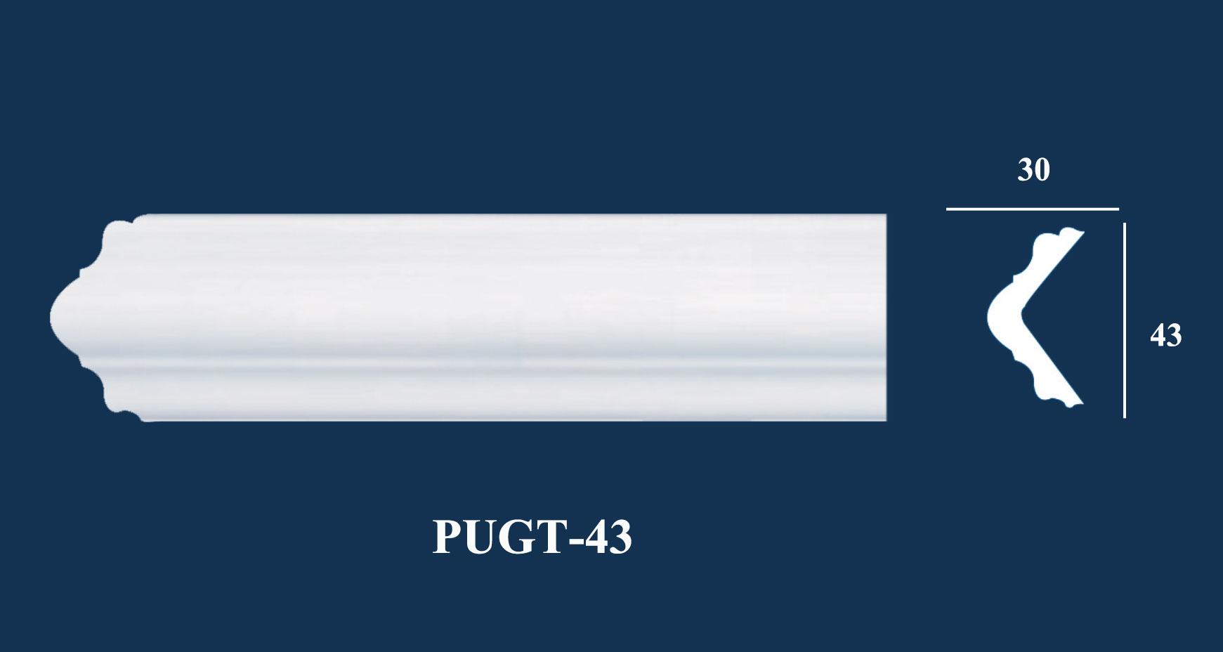 Chỉ Nẹp Trơn - PUGT-43