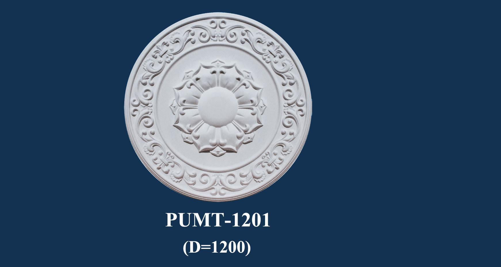 Mâm Trần PU | PUMT - 1201