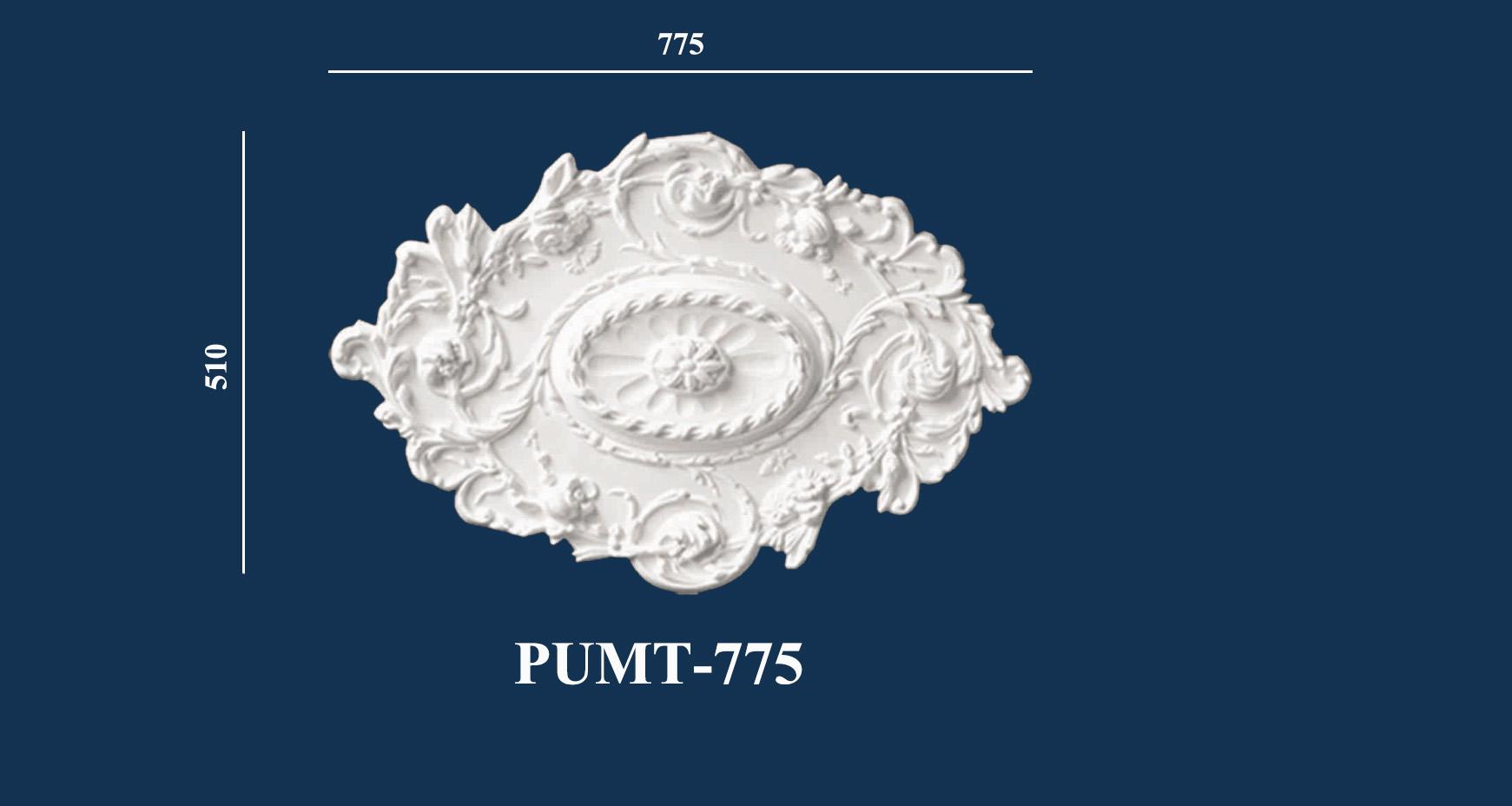 Mâm Trần PU | PUMT-775