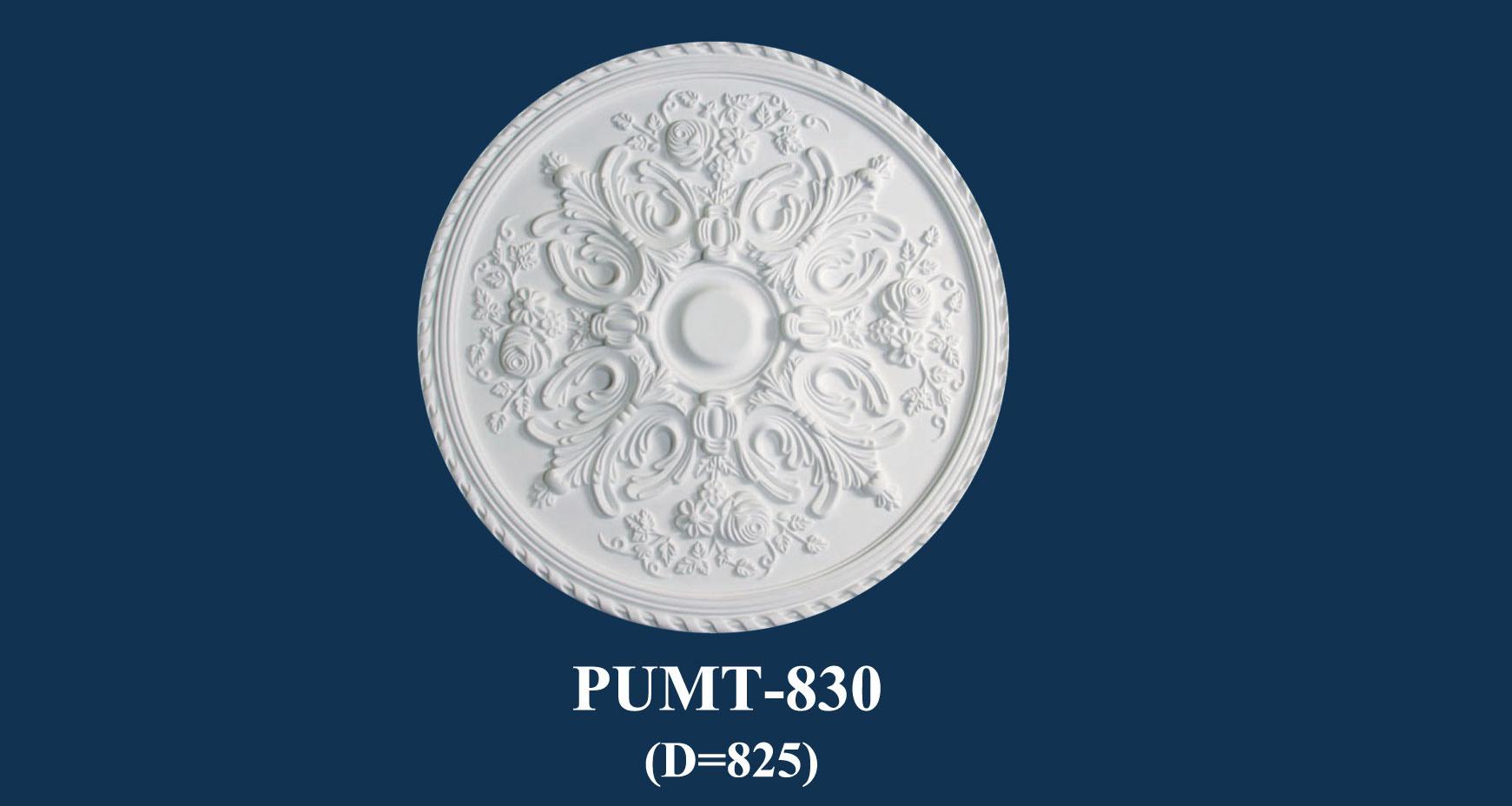 Mâm Trần PU | PUMT - 830