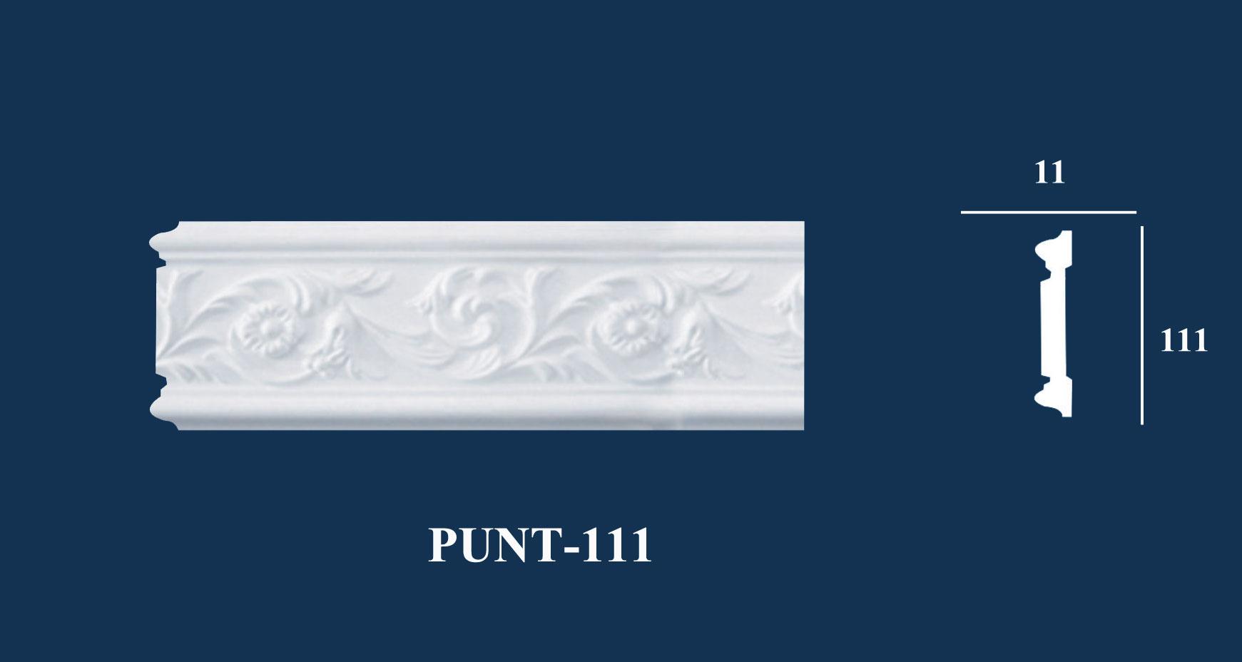 Chỉ Nẹp Hoa Văn Trang Trí - PUNT-111