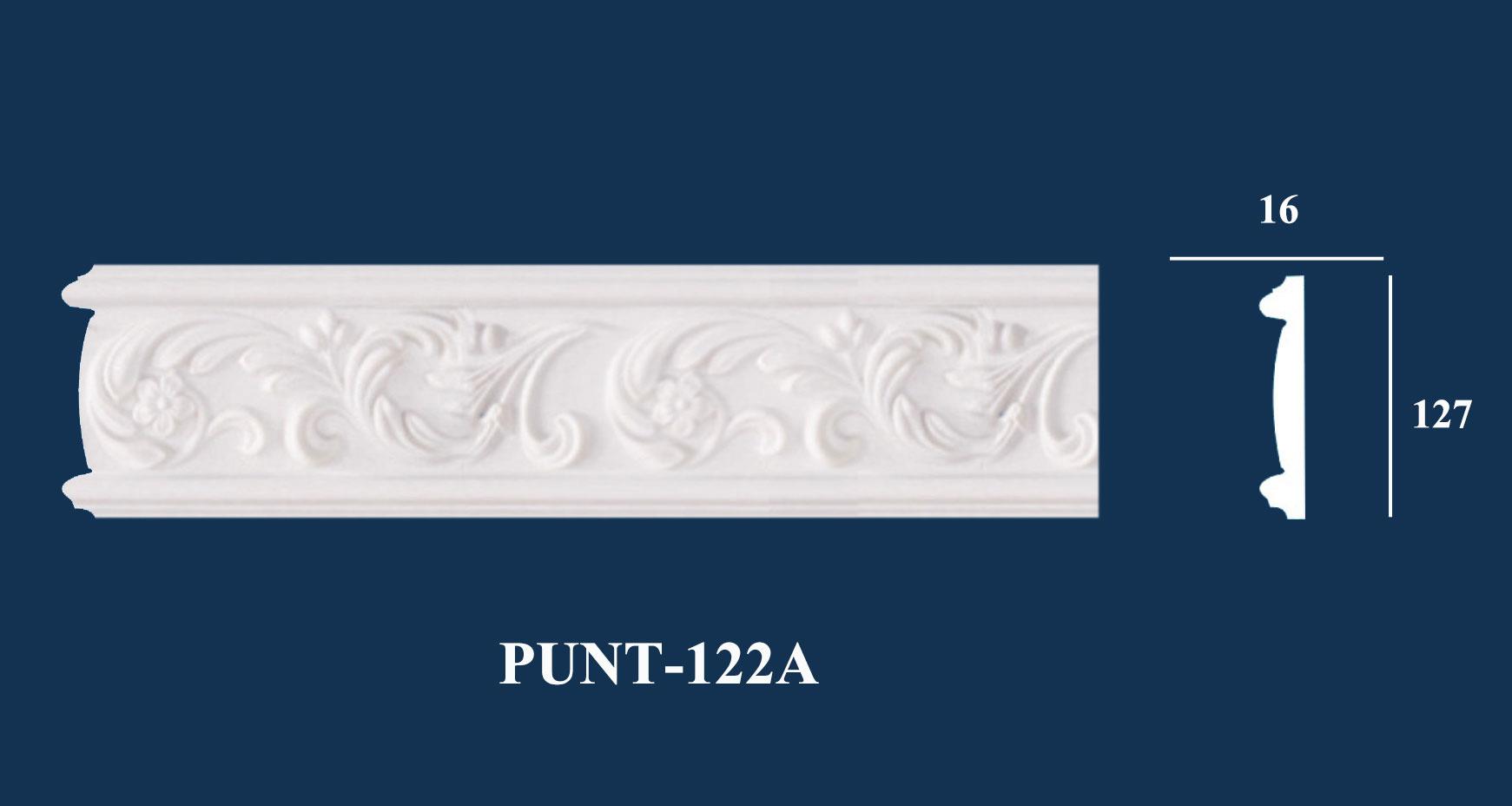 Chỉ Nẹp Hoa Văn Trang Trí - PUNT-122A