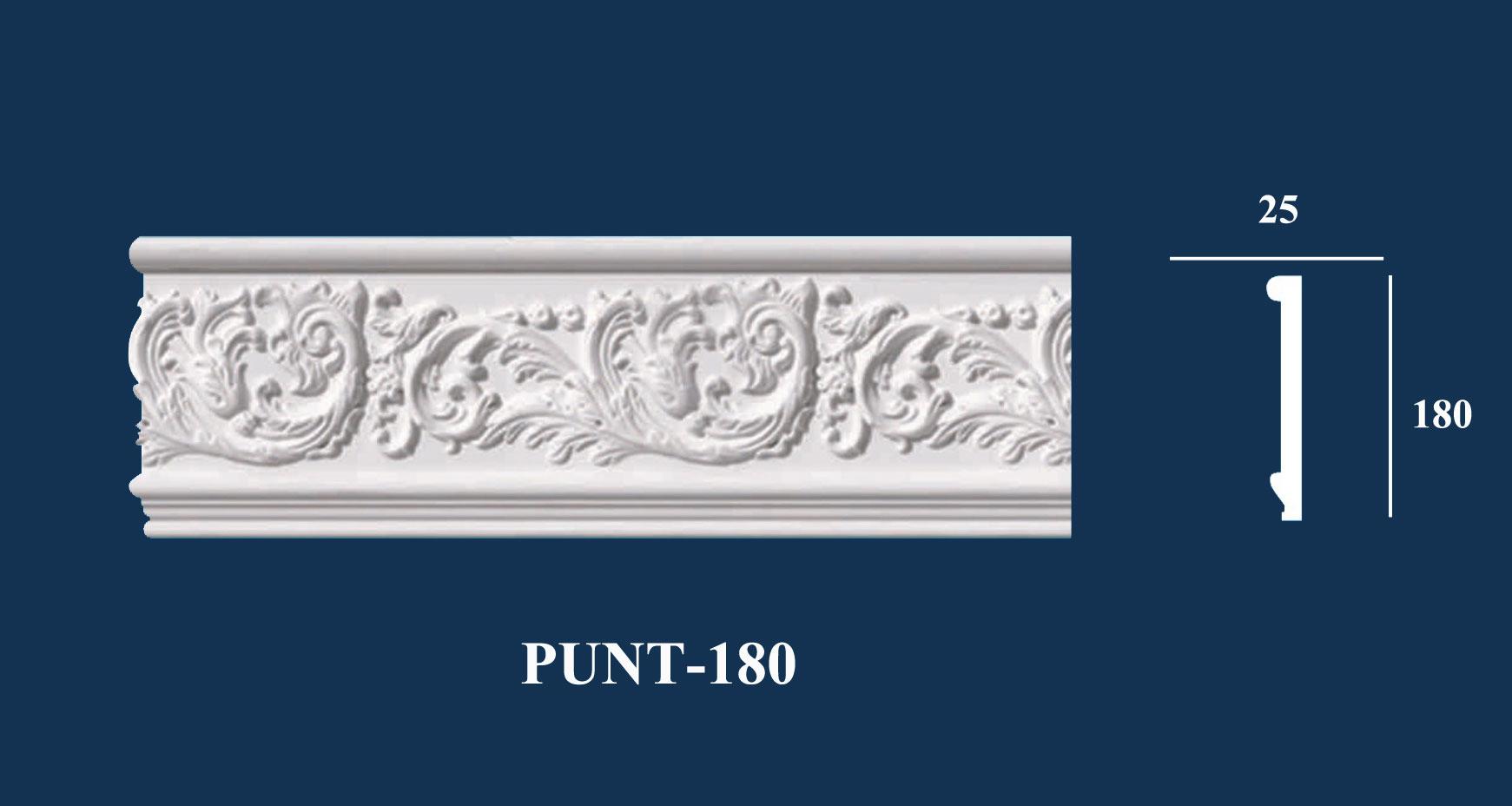 Chỉ Nẹp Hoa Văn Trang Trí - PUNT-180
