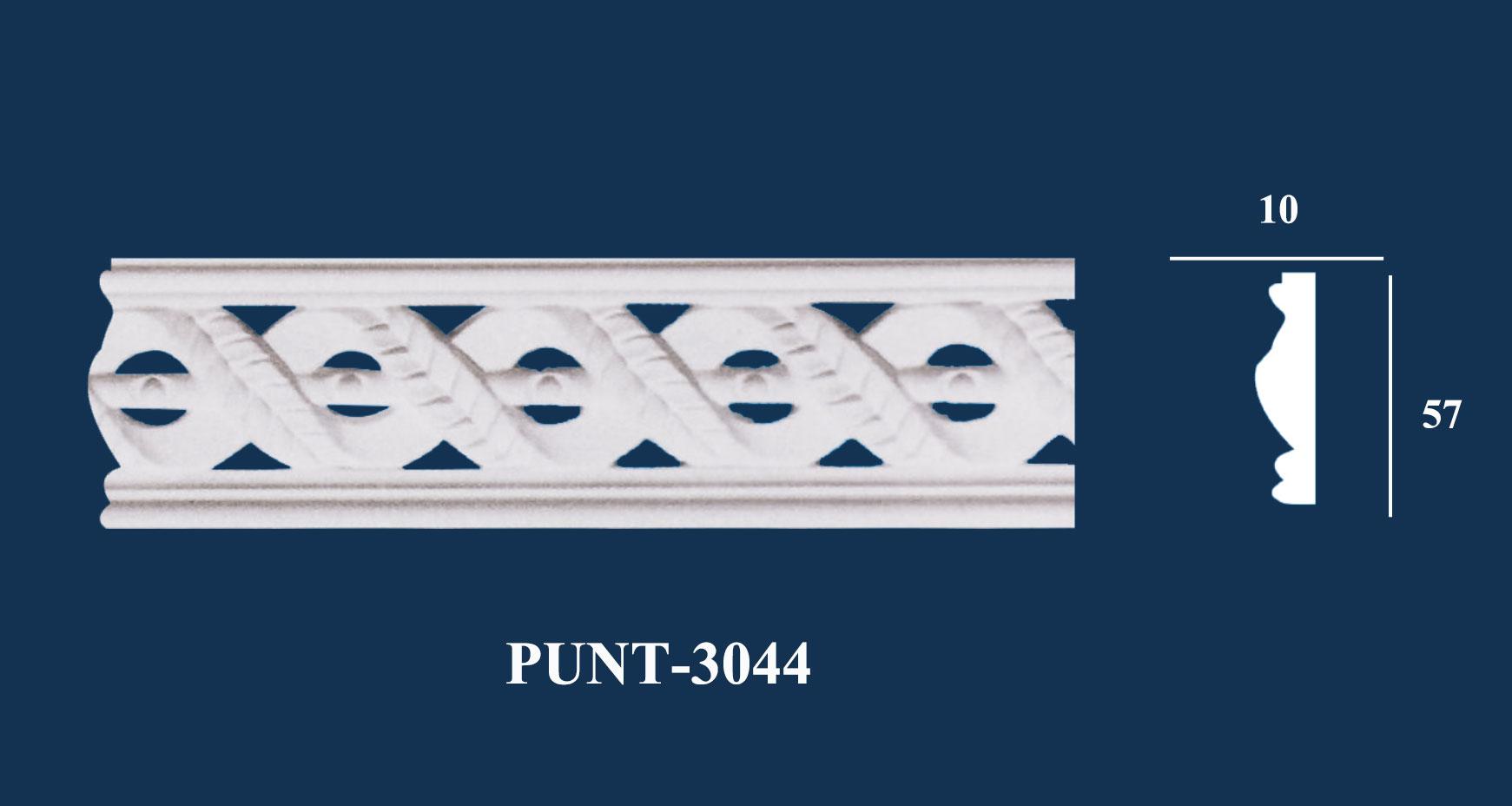 Chỉ Nẹp Hoa Văn Trang Trí - PUNT-3044