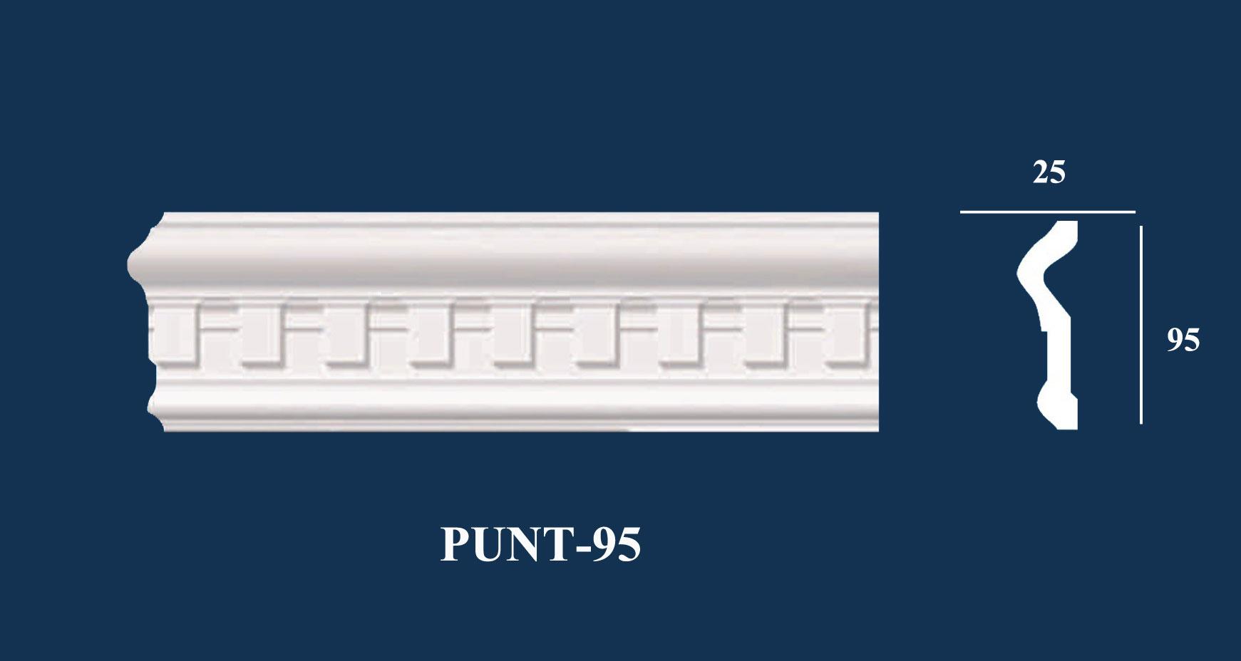 Chỉ Nẹp Hoa Văn Trang Trí - PUNT-95