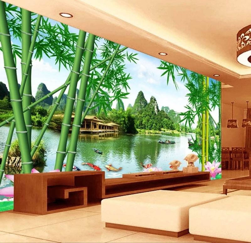 Tranh Sơn Thủy - ST3054