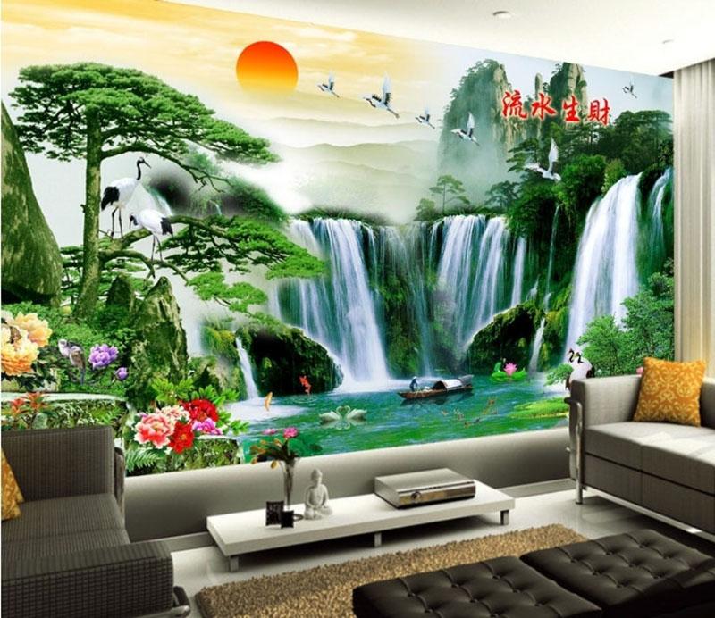 Tranh Sơn Thủy - ST3055