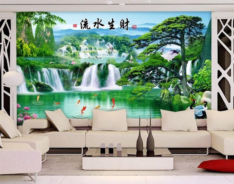 Tranh Sơn Thủy - ST3056