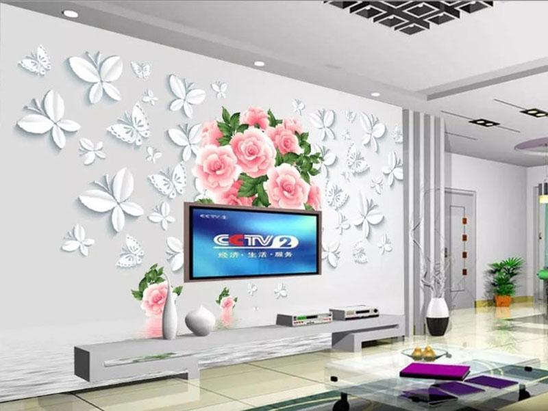 Tranh Hoa 3D - TH3059