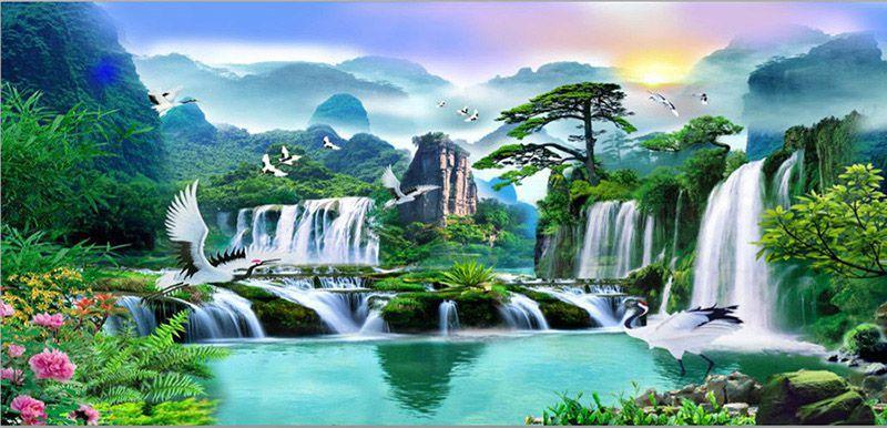 Tranh Sơn Thủy - 15014
