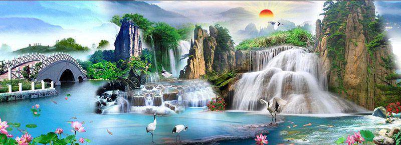 Tranh Sơn Thủy - 15025