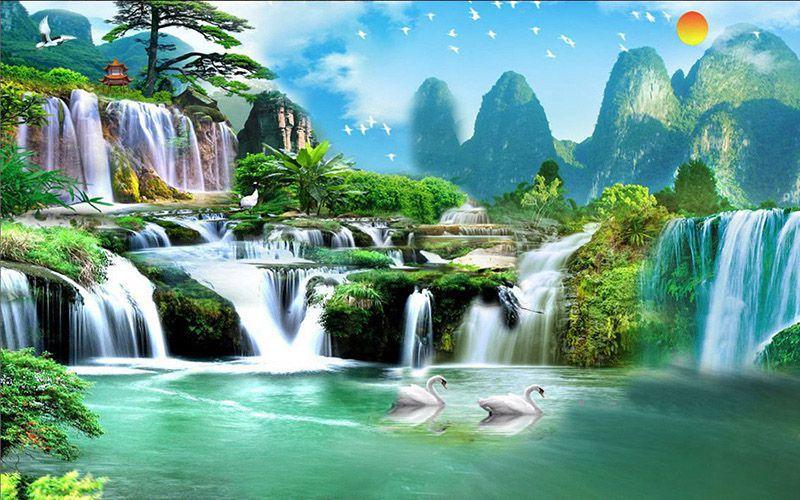 Tranh Sơn Thủy - 15026