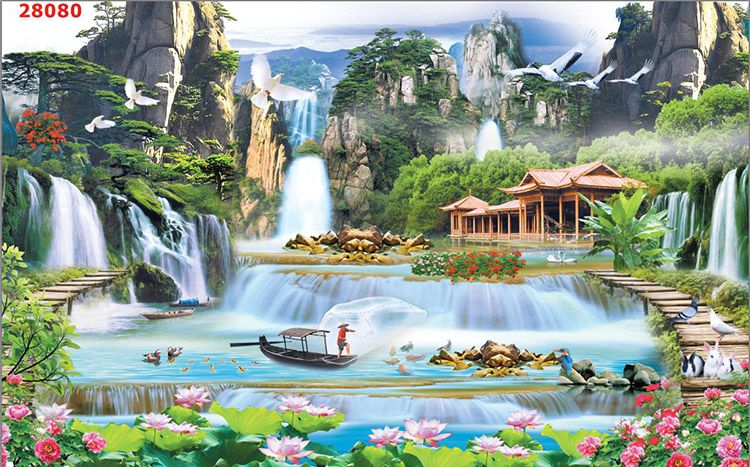 Tranh Sơn Thủy - 28080