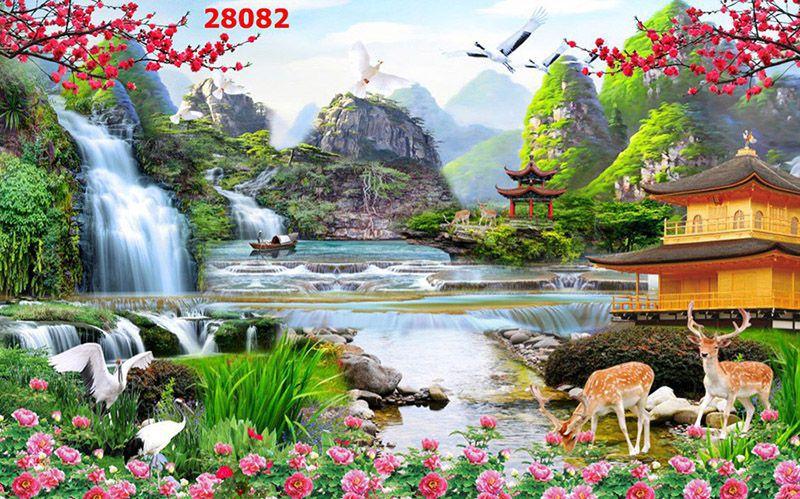 Tranh Sơn Thủy - 28082