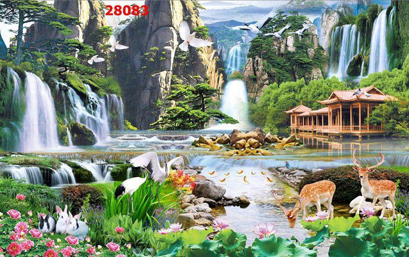 Tranh Sơn Thủy - 28083