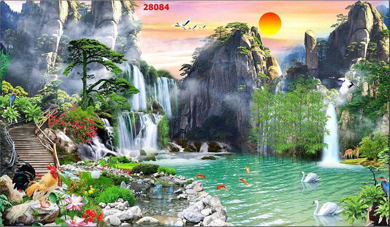 Tranh Sơn Thủy - 28084