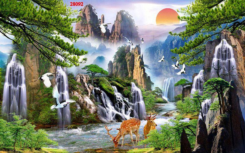 Tranh Sơn Thủy - 28092