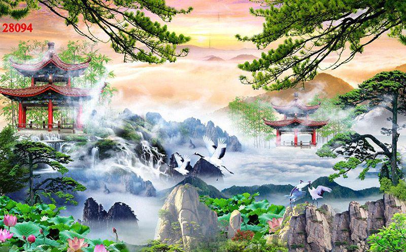 Tranh Sơn Thủy - 28094