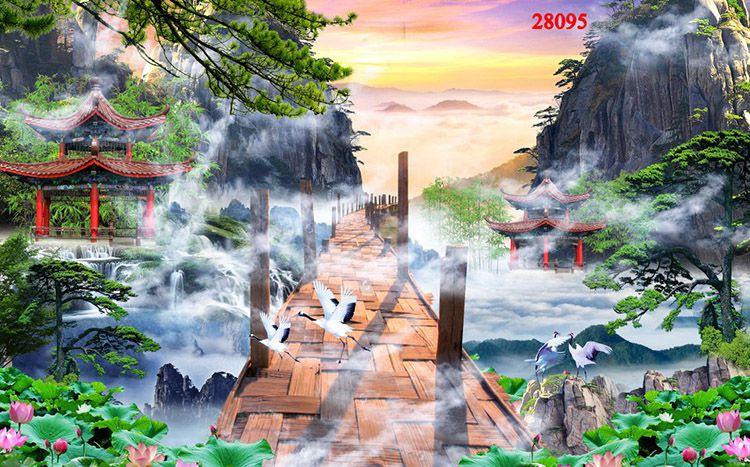 Tranh Sơn Thủy - 28095