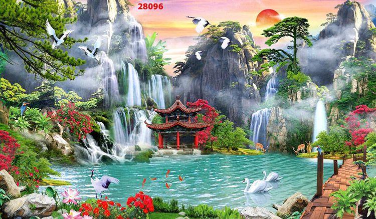 Tranh Sơn Thủy - 28096