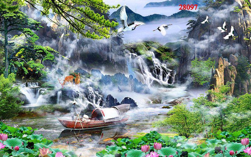 Tranh Sơn Thủy - 28097