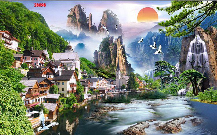 Tranh Sơn Thủy - 28098