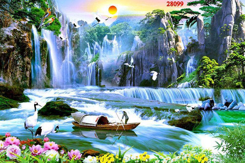 Tranh Sơn Thủy - 28099