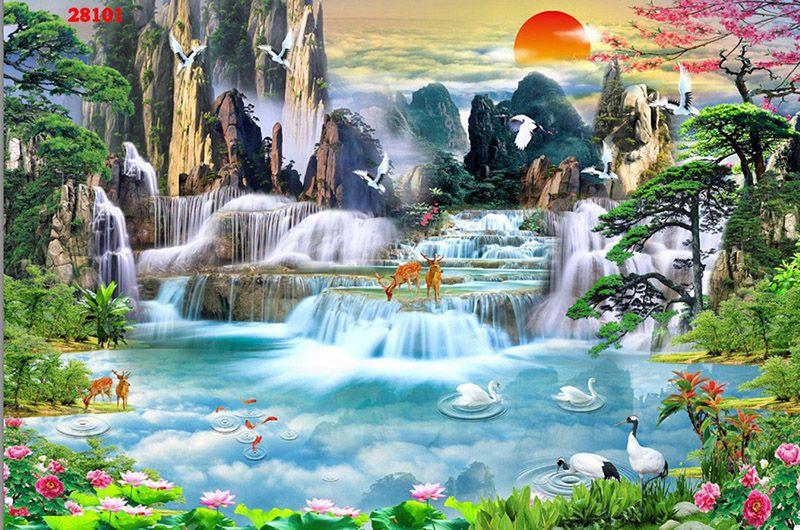 Tranh Sơn Thủy - 28101