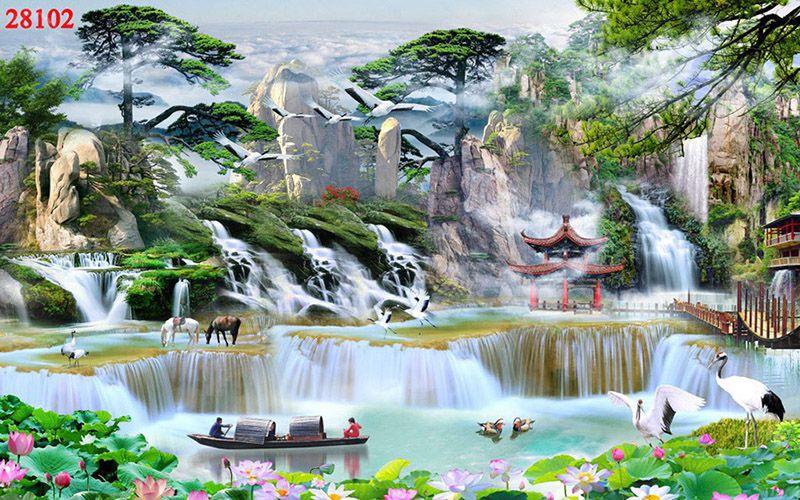 Tranh Sơn Thủy - 28102